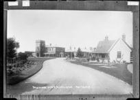 Taurangi Home, Ashburton - Photograph taken by A.W.H.