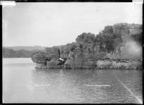Rakaunui inlet, Kawhia Harbour - Photograph taken by Jonathan Ltd