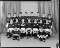 Wellington College 1A rugby team of 1969