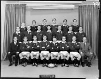 Wellington rugby B representatives