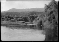 Oparau River, Kawhia