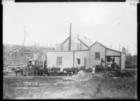 Dairy factory, Te Rauamoa