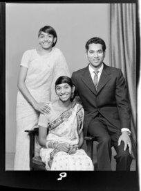 Unidentified people, Indian Association, Wellington