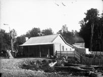 Mitchell's house, Lake Brunner