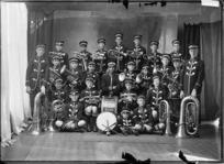 Ponsonby Boys' Brass Band