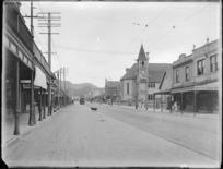Riddiford Street, Newtown, Wellington