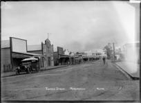 Thames Street, Morrinsville, ca 1916
