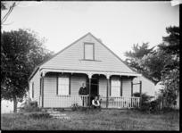The Shanty, Atkinson's Bush, Titirangi, Auckland