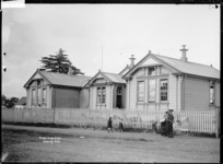The public school at Huntly, ca 1910s
