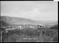 Pukuweka Sawmills at Manunui