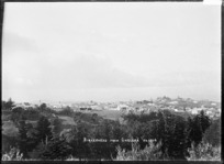 View looking from Chelsea to Birkenhead, Auckland