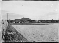 View of Mangere from Onehunga