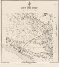 Selwyn Survey District [electronic resource] / drawn by H. McCardell.