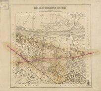 Rolleston Survey District [electronic resource] / J.M. Kemp delt.