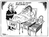 "Hubbard, James, 1949- :""We need to discuss birth control!"" 12 May 2011"