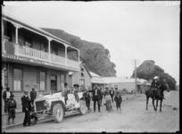 Whakatane township