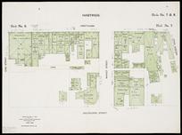 [Block plans of Hastings, Napier and Port Ahuriri] [cartographic material].