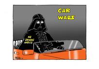 Car Wars - NZ driving habits