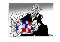 Brexit Rubik's cube