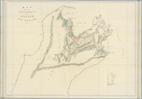 Map of the settlement of Nelson, New Zealand [cartographic material].