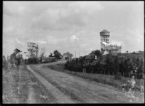 Water tower, Hamilton