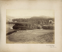 View of Cheviot Hills Station, North Canterbury