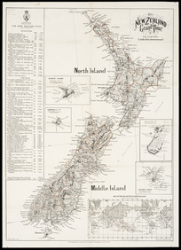 The New Zealand grand tour [cartographic material].