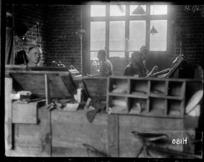 The New Zealand Division printing press, World War I