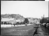Burleigh Street, Mount Eden, Auckland
