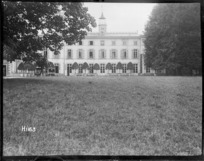 New Zealand officers' rest house in France, World War I