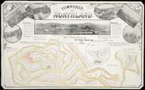 Township of Northland ... [cartographic material] / Thomas Ward, surveyor.