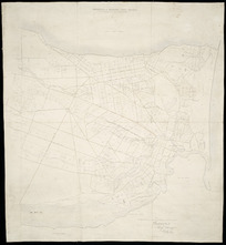 Mandeville & Rangiora Road District [cartographic material] / Thomas Cass, chief surveyor.
