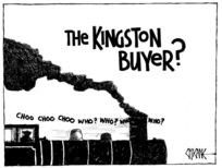 Winter, Mark 1958- :The Kingston buyer? 8 June 2011