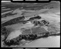 Aerial view of Waitangi