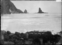 Anawahata Beach near Te Henga