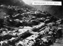 Overlooking the township of Karangahake
