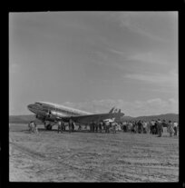 Airlines of New Zealand, Taupo Aerodrome