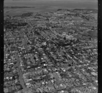 Epsom and Mount Eden, looking toward Three Kings and Hillsborough, Auckland