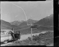 Road, Christchurch to Arthurs Pass, Canterbury
