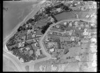 Selwyn Avenue and Tamaki Drive, Mission Bay, Auckland