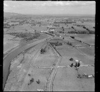 Netherton area, Hauraki District, including Waihou River