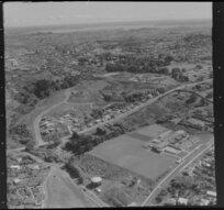 Onehunga, showing Onehunga High School, Auckland