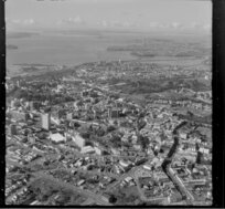 Central city, Auckland