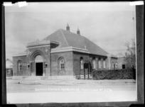 Baptist Church at Ashburton - Photograph taken by A W H