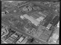 Industrial Steel and Plant Limited, Penrose, Auckland