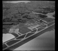 Auckland International Airport, Mangere