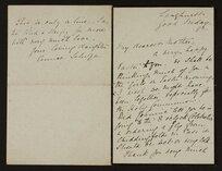 Letter - Annie Selwyn