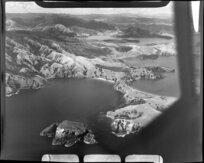 Coastal view, Bay of Islands, Far North District