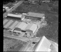 Gabador Place, Mount Wellington, Auckland, warehouses including Coolstores New Zealand Ltd