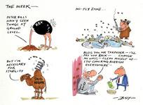 Body, Guy Keverne, 1967-:The week - No fly zone... [November 2011]